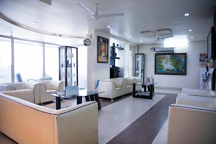 Interior View of Ambrosia Clinic