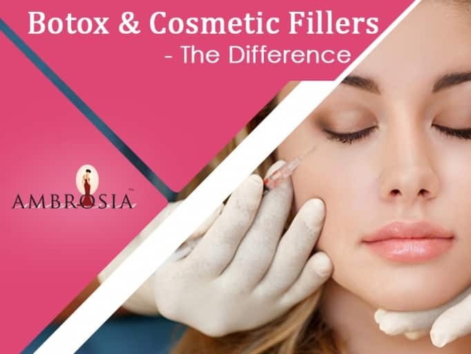 Botox Vs Cosmetic Fillers
