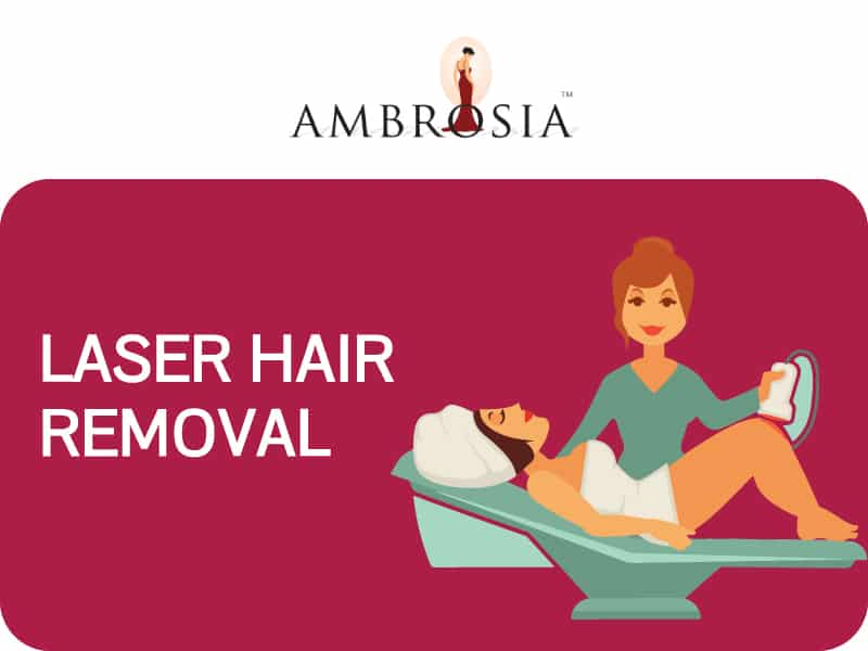 Laser Hair Treatment: Suitable Areas For Hair Removal