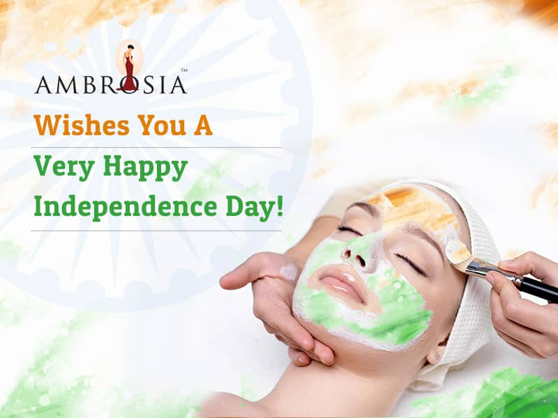 Ambrosia Clinic Wishes You A Very Happy Independence Day