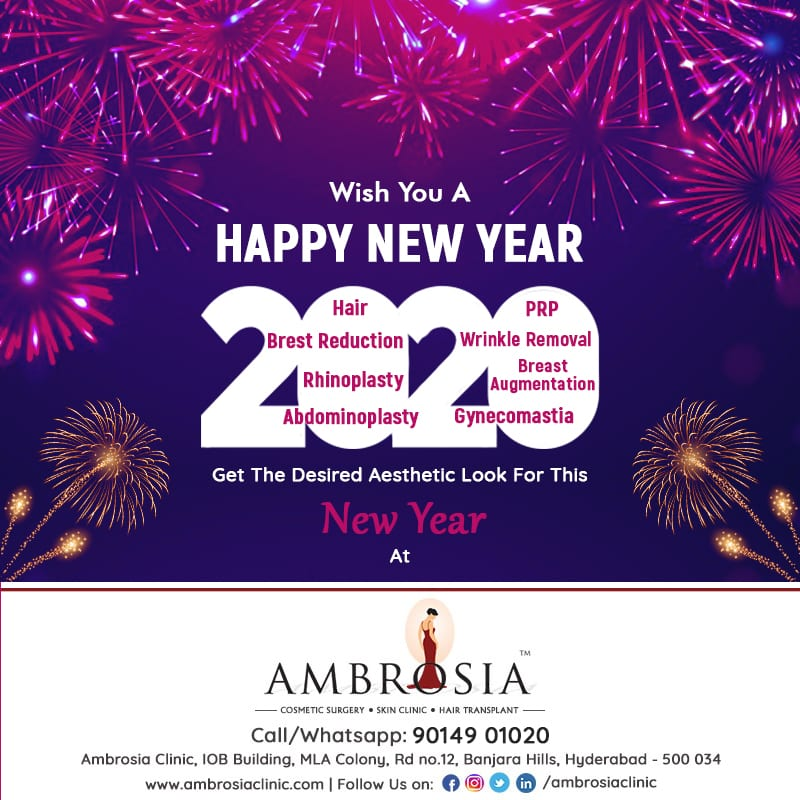 Get The Desired Aesthetic Look This New Year – Ambrosia Clinic