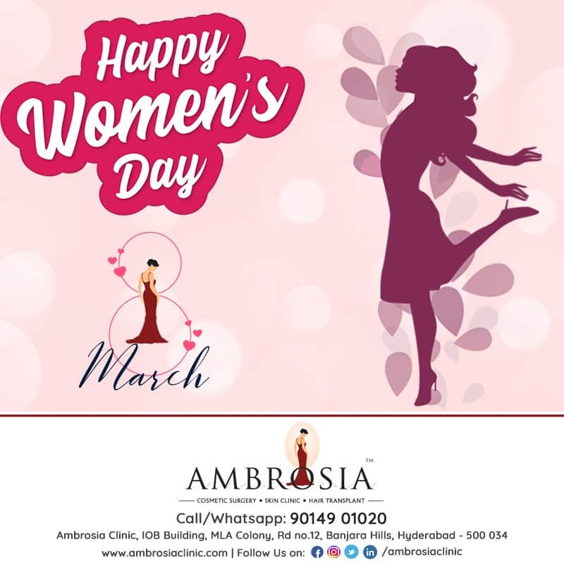 Respect Women At Every Stage Of Her Life! Happy Women's Day